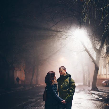 Свадебный фотограф Алина Андреева (alinaandreeva). Фотография от 04.02.2018