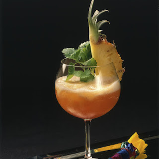 Fresh Pineapple Cocktails Recipes