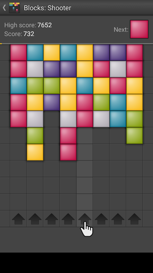 Blocks! - 7 games in one- screenshot