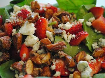 Summer's Best Strawberry Salad