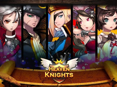 Heaven Knights v1.0.0.3 (Mod)