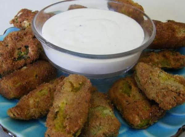 Crispy Fried Pickles Recipe