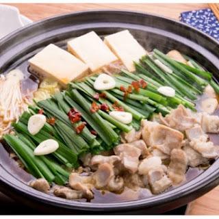 Japanese Cooking Nabemono( Hotpot) : Motsunabe (Part 2)
