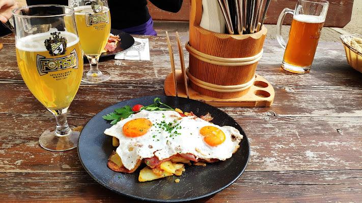 Profumi di Malga, uova, speck e patate di giuseppedangelo