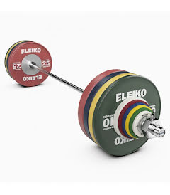 Eleiko IWF WL Training set
