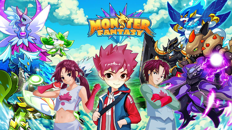Monster Fantasy v2.7.8 (Mod Money)