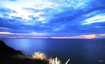 Photo: Temporale sul mare