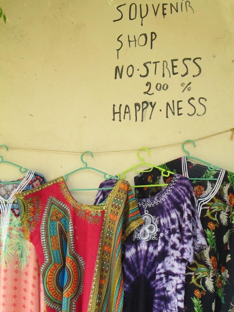la felicità...no stress (capo verde) di dietdie
