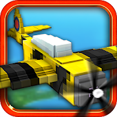 MC Airplane Racing Games