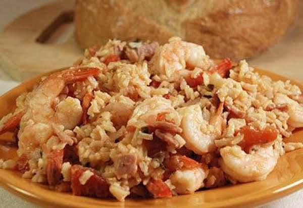 Shrimp Jambalaya Recipe