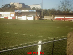 Photo: 29/09/05 - Ground photo taken at BTFC (Southern League) - contributed by Barry Neighbour
