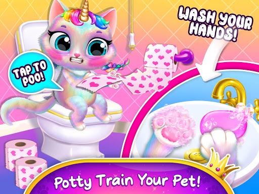 Twinkle - Unicorn Cat Princess screenshots 8