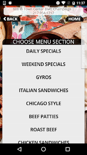 Super Niro's Gyros- screenshot thumbnail