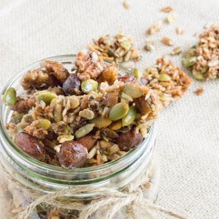 Crock Pot Grain Free Low Carb Granola.