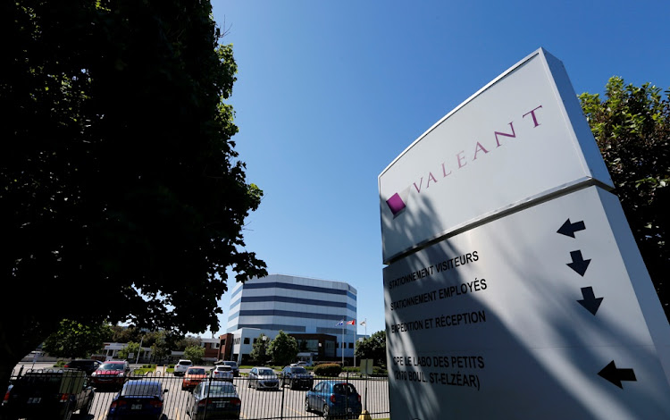 The headquarters of Valeant Pharmaceuticals International in Laval, Quebec, Canada. Picture: REUTERS/Christinne Muschi