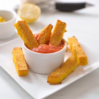 Parmesan Polenta Cornmeal Recipes