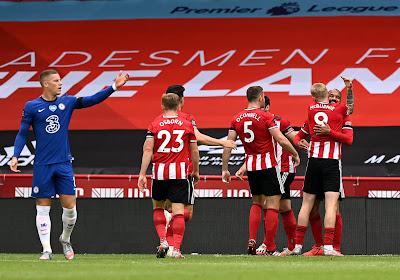 Chelsea perd plus que trois points