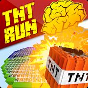 TNT Run Roblox Challenge Mini-game. Map for MCPE icon