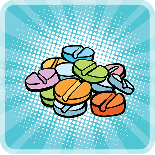 Aplikasi Drugs Dictionary (apk) download gratis untuk Android/PC/Windows