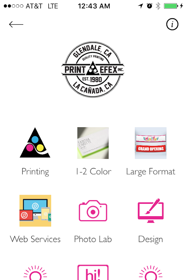 Printefex- screenshot