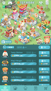 Foodpia Tycoon – Idle restaurant 4