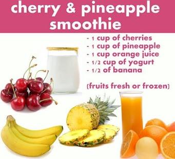 healthy fruit drink recipes healthy fruit cookies