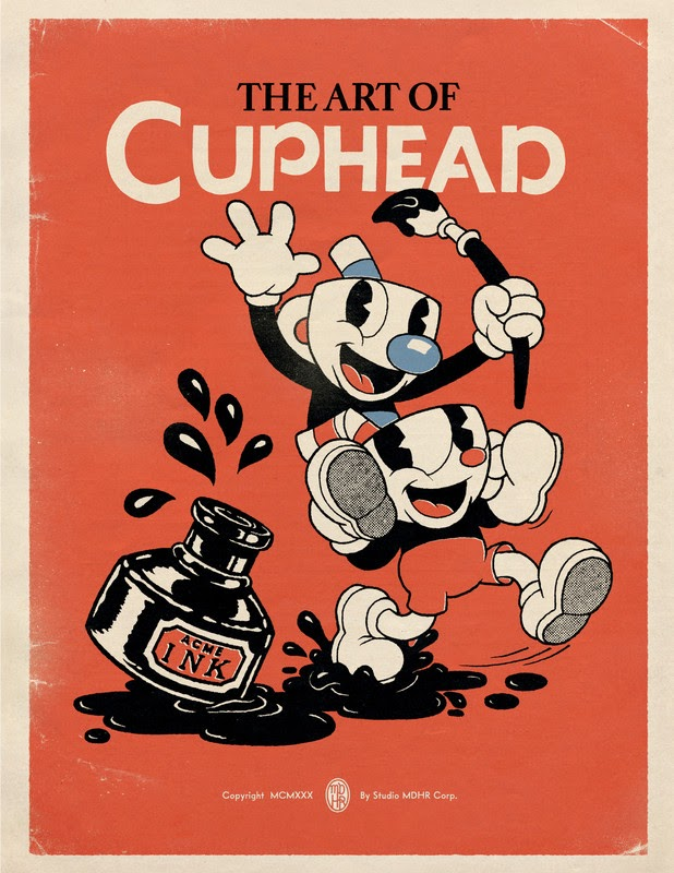 The Art of Cuphead (2020)