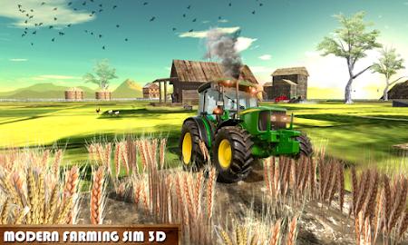 Farming Tractor Simulator 2016 1.1.2 screenshot 721801