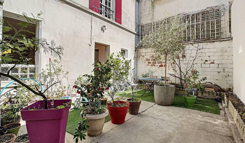 Appartement avec terrasse Le Pré-Saint-Gervais
