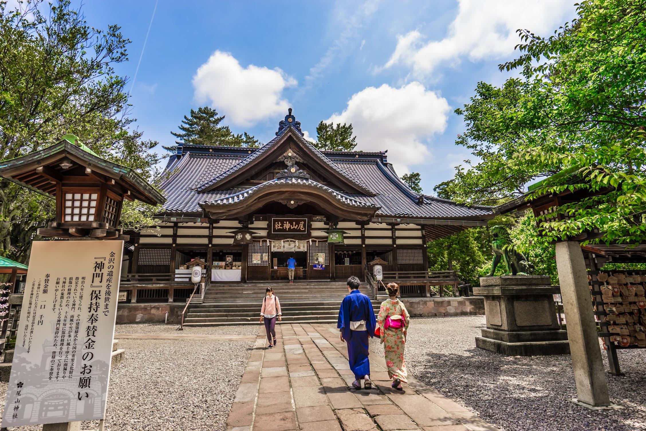 金沢 尾山神社3