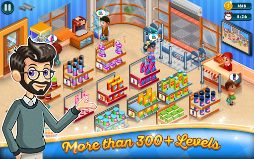 Supermarket Tycoon - screenshot