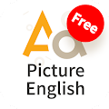 Picture English Dictionary - 24 Languages 5M Pics APK