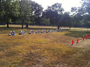 Photo: HFR Archery range