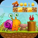 Super Snail Jungle Adventure icon