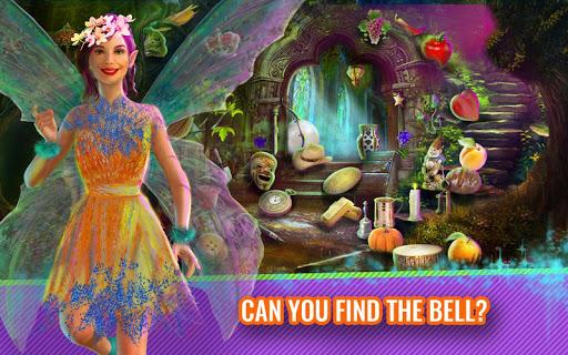 Hidden Objects - Magic Garden 1.0 screenshots 1