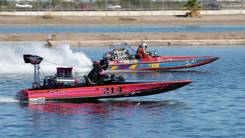 Drag Boat Racing Series