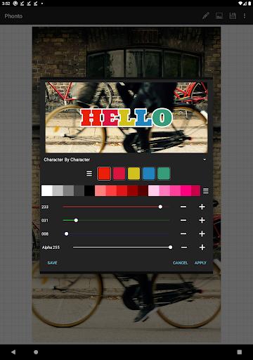 Phonto - Text on Photos 1.7.67 screenshots 13