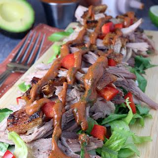 Thai BBQ Pork Salad