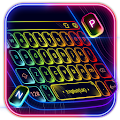 Flash Lights Keyboard Theme APK