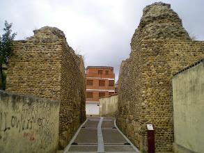 Photo: Etapa 18 a. Muralla. Mansilla de las Mulas.