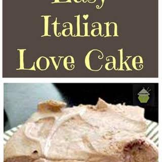 Easy Italian Love Cake.