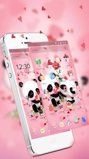 Pink Panda Love 1.1.7 screenshots 3