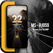 MS  PJ059 Theme for KLWP