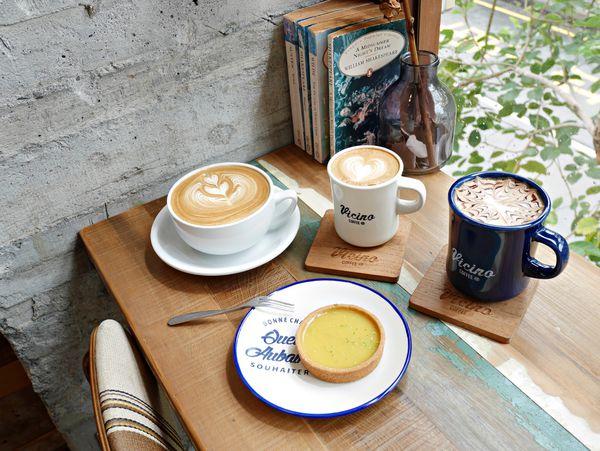 右舍咖啡,目前榮登彰化心目中最喜歡的咖啡廳,優質拿鐵跟簡單美味的檸檬塔 .來過一次就愛上
