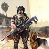 Modern Commando Action Games