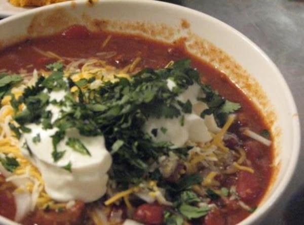 Southwest Chili From Albuquerque, Nm Recipe