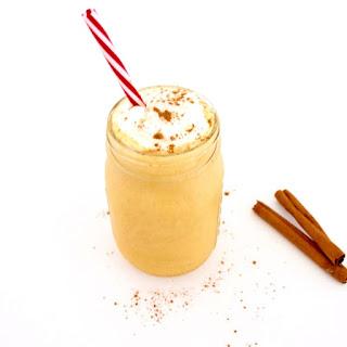 16-Calorie Pumpkin Spice Milkshake.