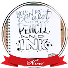 Drawing Hand Lettering Step by Step icon