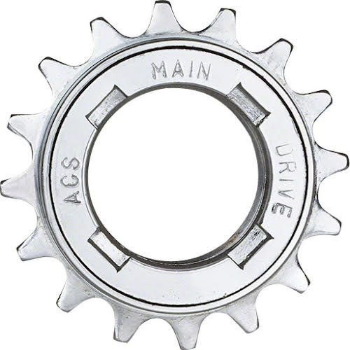 "ACS Main Drive 1/8"" Single Speed Freewheel"