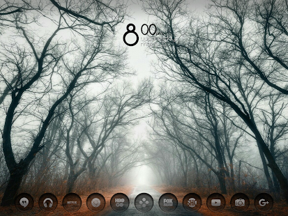 Downer - Icon Pack Screenshot